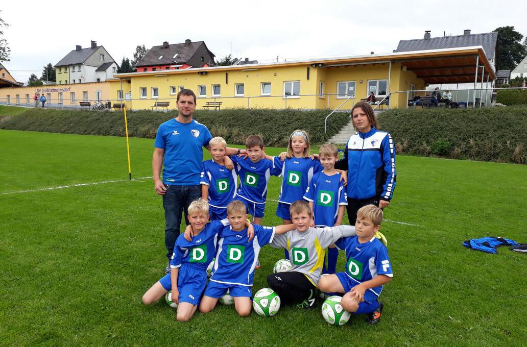 F-Jugend 2017/2018